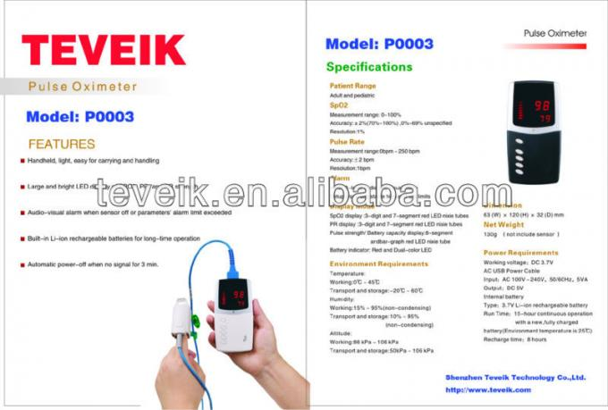 New arriaval Handhled Pulse Oximeter(SPO2, Pulse Rate)