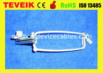 China Durable Ultrasound Biopsy Guide White Color Toshiba PVT375BT Probe Applied supplier