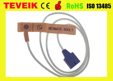 China Medaplast Disposable Spo2 Sensor Nellcor MAX-N Oxi Spo2 Probe 9 Pin Nellcor Ds-100a supplier
