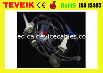 China Medex / Abbott Invasive Blood Pressure Transducer Single Channel Kit For Patient Monitor supplier