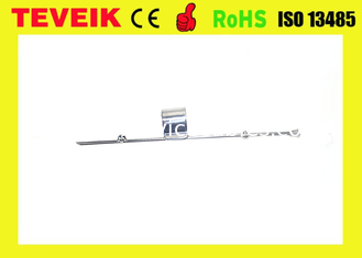 China Medical Stainless Steel Probe Ultrasound Needle Guide GE RIC5-9 1 Year Warrany supplier