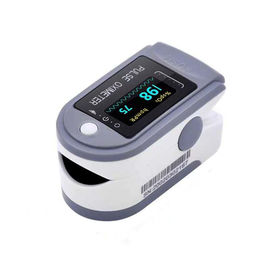 China Digital Finger Pulse Oximeter Blood Testing Equipment Dual Color Display Screen supplier