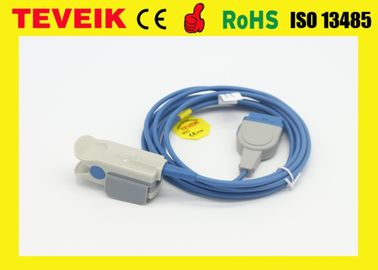 China Reusable Spo2 Sensor for GE Marquette patient monitor Adult finger clip 11pin supplier