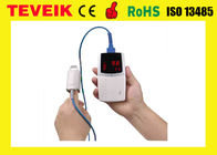 Reusable Handheld Spo2 Pulse Oximeter With Brightness LED Displays