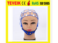 Reusable Separating Neurofeedback EEG Cap, 20 Leads Cup Electrode Type