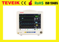 Professional Multi Parameter Patient Monitor Support touch screen Optional (12.1 inch) for Hospital Use