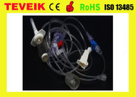 China Medex / Abbott Invasive Blood Pressure Transducer Single Channel Kit For Patient Monitor factory
