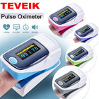 House Hold Led Screen Human Blood Saturation Detector Smart Fingertip Pulse Oximeter