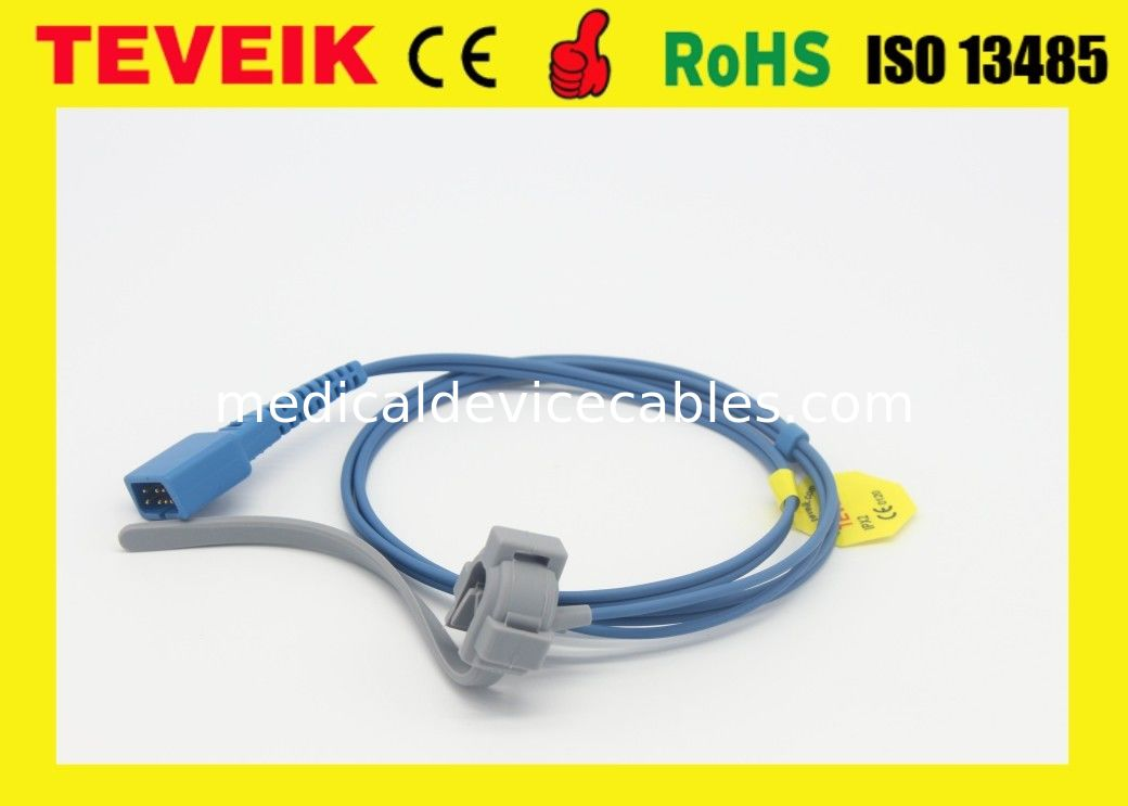 10ft DB 7pin Reusable Spo2 Sensor For Nellcor Patient Monitor