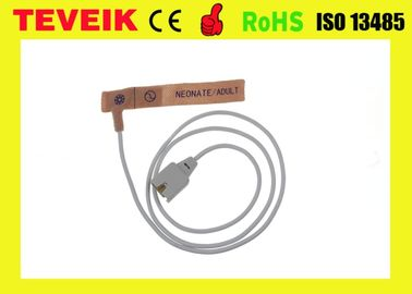 China Ms LNCS Neo - L 2329 Disposable Spo2 Sensor DB 9 Pin For Neonate / Adult distributor