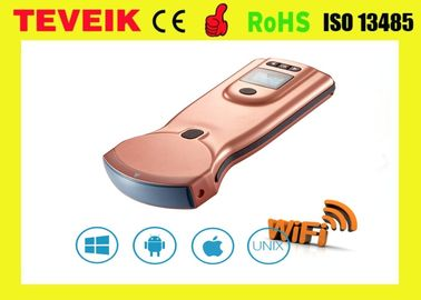 China Handheld Iphone High Frequency Ultrasound Transducer Machine New Color Doppler distributor