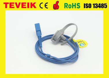 China DS-100A SpO2 Sensor For Nellcor Patient Monitor Neonate Wrap DB 9pin distributor